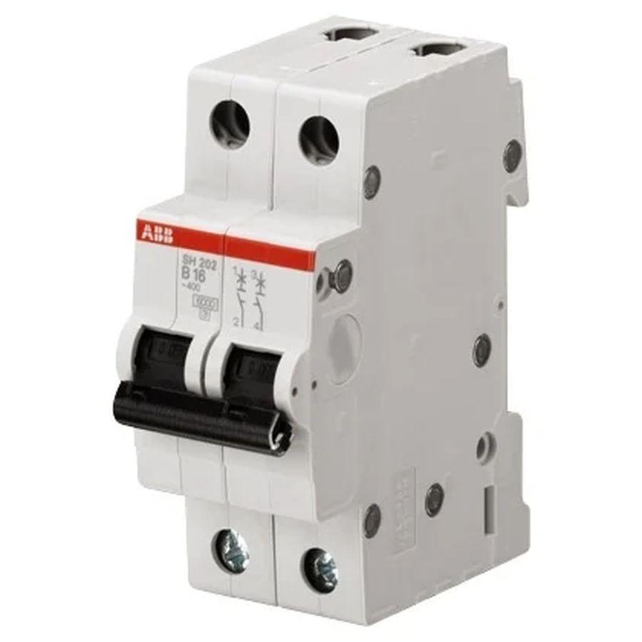 Автоматический выключатель SH202L C25 4,5 kA (5/60)